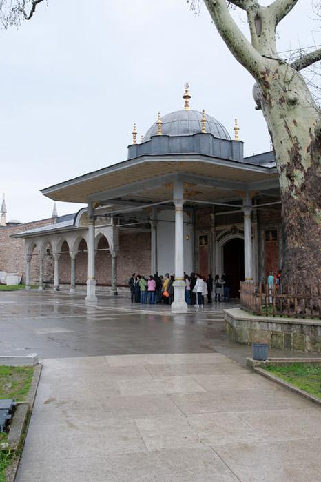 Дворец Топкапы (Topkapi Sarayi)-«турецкий Эрмитаж» 83003