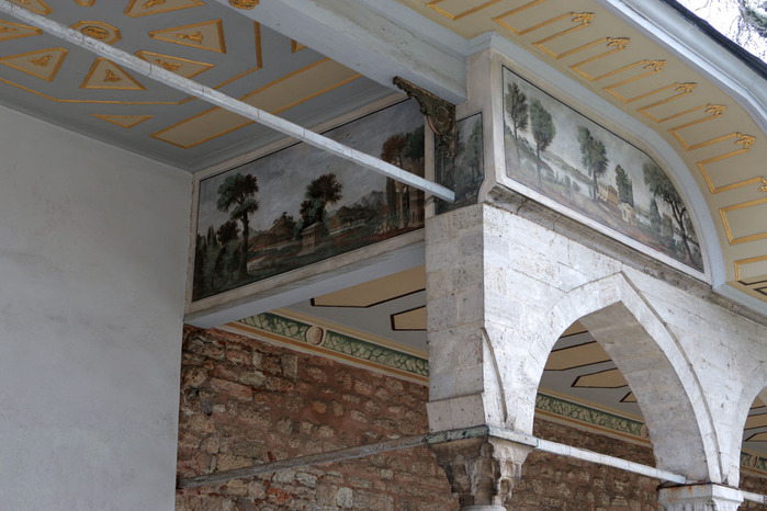 Дворец Топкапы (Topkapi Sarayi)-«турецкий Эрмитаж» 93414