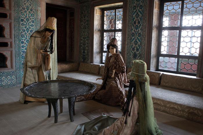 Дворец Топкапы (Topkapi Sarayi)-«турецкий Эрмитаж» 21025