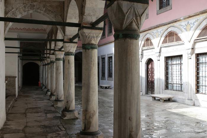 Дворец Топкапы (Topkapi Sarayi)-«турецкий Эрмитаж» 50836