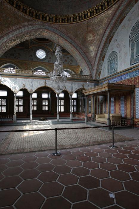 Дворец Топкапы (Topkapi Sarayi)-«турецкий Эрмитаж» 92417