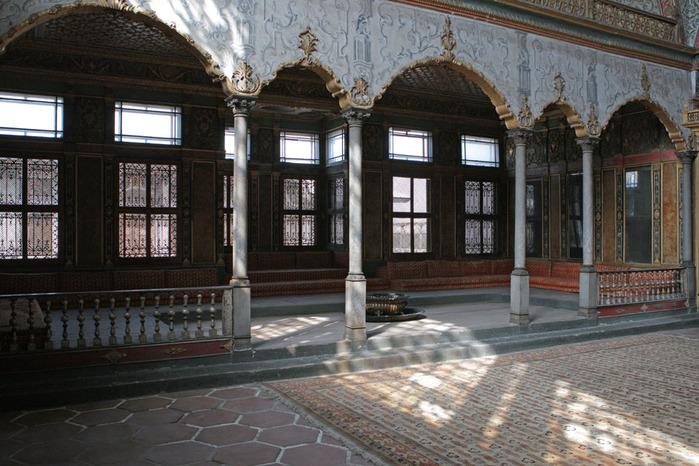 Дворец Топкапы (Topkapi Sarayi)-«турецкий Эрмитаж» 55947