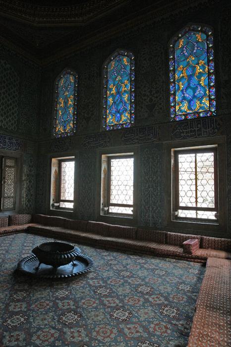 Дворец Топкапы (Topkapi Sarayi)-«турецкий Эрмитаж» 21160