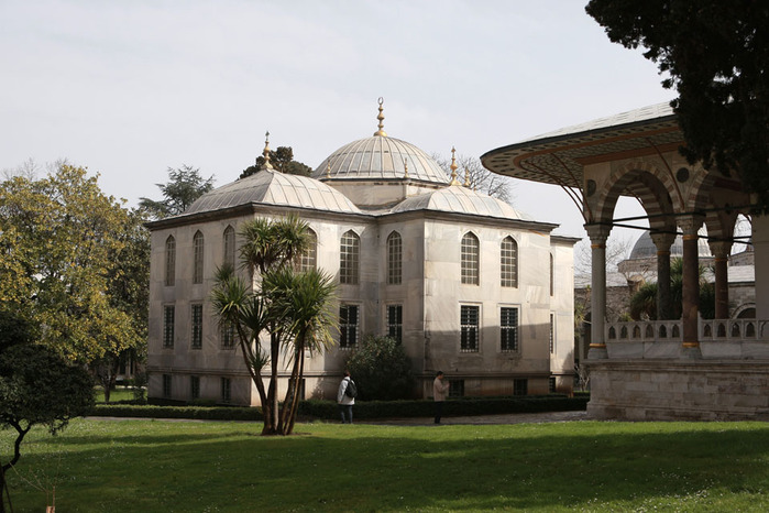 Дворец Топкапы (Topkapi Sarayi)-«турецкий Эрмитаж» 98529