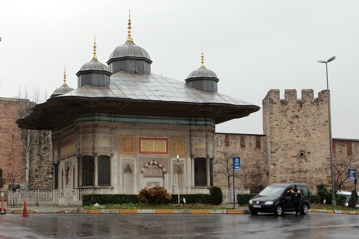 Дворец Топкапы (Topkapi Sarayi)-«турецкий Эрмитаж» 34267