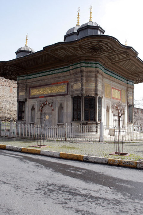 Дворец Топкапы (Topkapi Sarayi)-«турецкий Эрмитаж» 94083