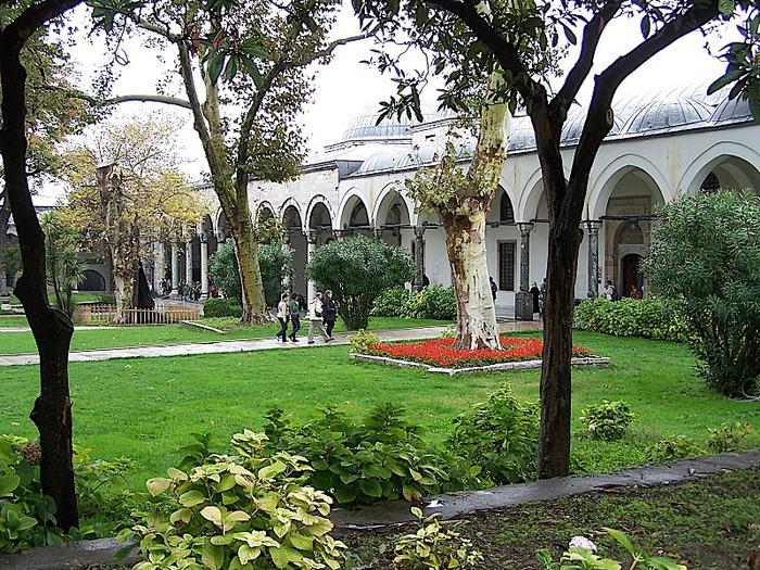Дворец Топкапы (Topkapi Sarayi)-«турецкий Эрмитаж» 37572