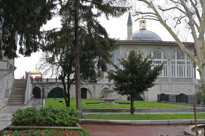 Дворец Топкапы (Topkapi Sarayi)-«турецкий Эрмитаж» 13623