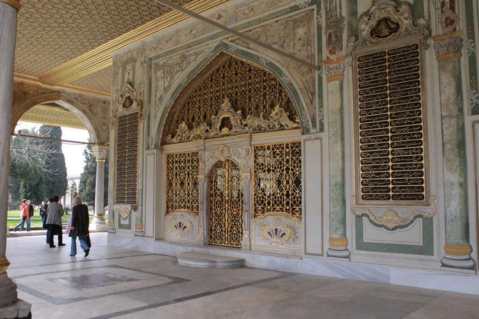 Дворец Топкапы (Topkapi Sarayi)-«турецкий Эрмитаж» 74576