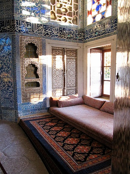Дворец Топкапы (Topkapi Sarayi)-«турецкий Эрмитаж» 16080