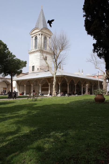 Дворец Топкапы (Topkapi Sarayi)-«турецкий Эрмитаж» 64239