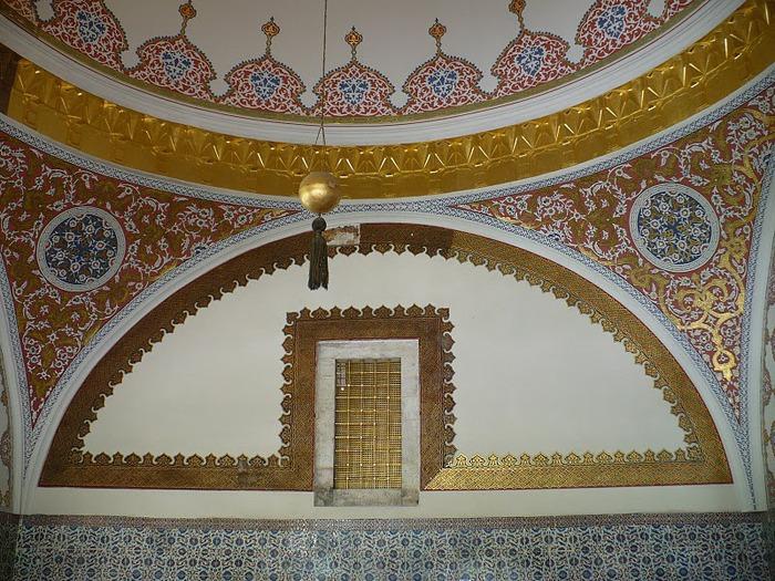 Дворец Топкапы (Topkapi Sarayi)-«турецкий Эрмитаж» 87245