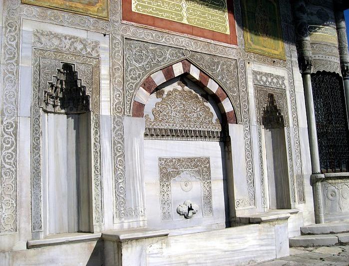 Дворец Топкапы (Topkapi Sarayi)-«турецкий Эрмитаж» 55944