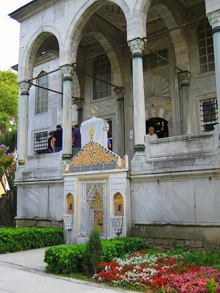 Дворец Топкапы (Topkapi Sarayi)-«турецкий Эрмитаж» 52731