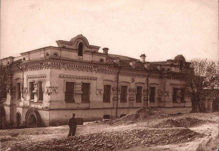 Дом Ипатьева Екатеринбург
