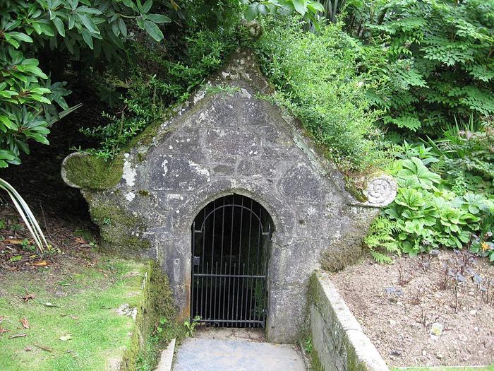 Замок Lanhydrock, графство Корнуолл. 22144