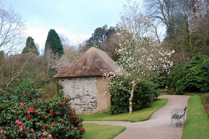 Замок Lanhydrock, графство Корнуолл. 74618