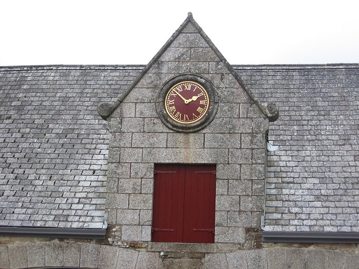 Замок Lanhydrock, графство Корнуолл. 19236