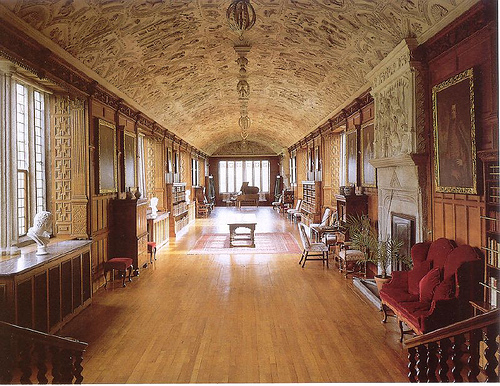 Замок Lanhydrock, графство Корнуолл. 90454