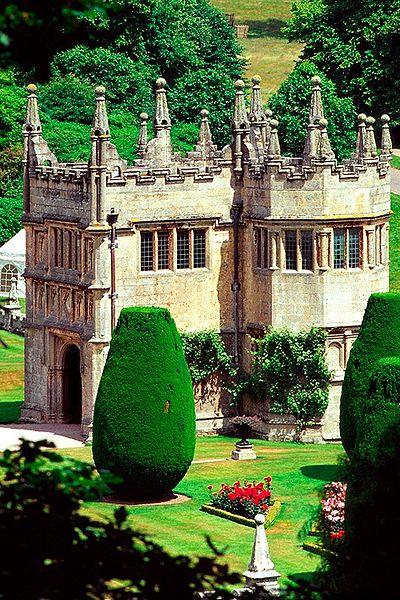 Замок Lanhydrock, графство Корнуолл. 46134