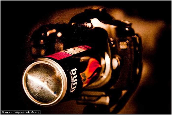 Burn Pinhole Canon