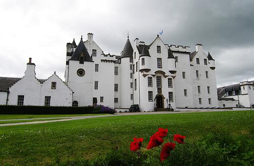 Шотландия - замок Блэр 21621