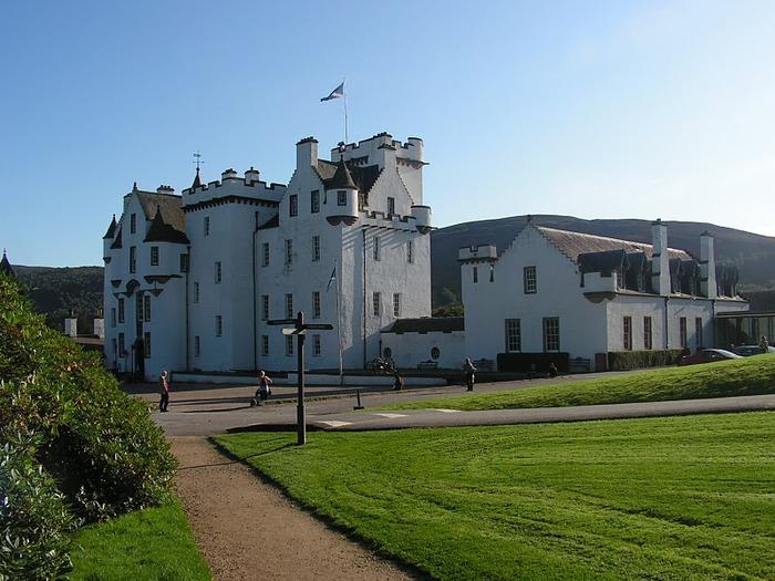 Шотландия - замок Блэр 73414