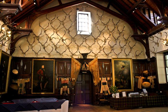 Шотландия - замок Блэр 57949