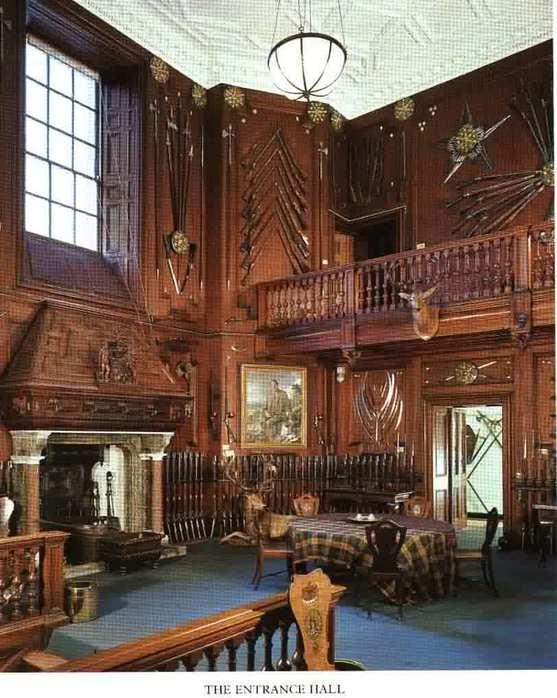 Шотландия - замок Блэр 24783