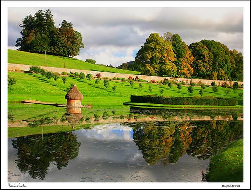 Шотландия - замок Блэр 75103