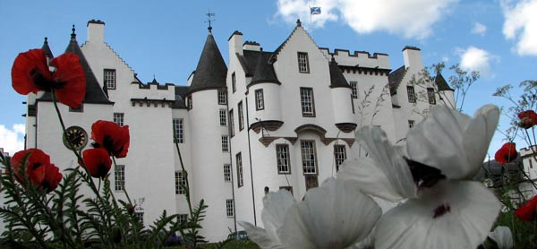 Шотландия - замок Блэр 13109