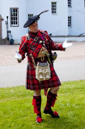 Шотландия - замок Блэр 70186