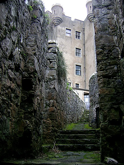 Замок Данвеган (Dunvegan castle) 38936