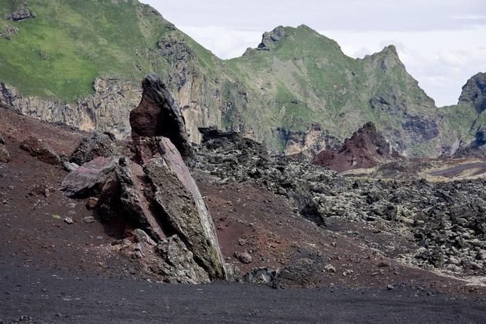 Третья порция исландских впечатлений. Vestmannaeyjar