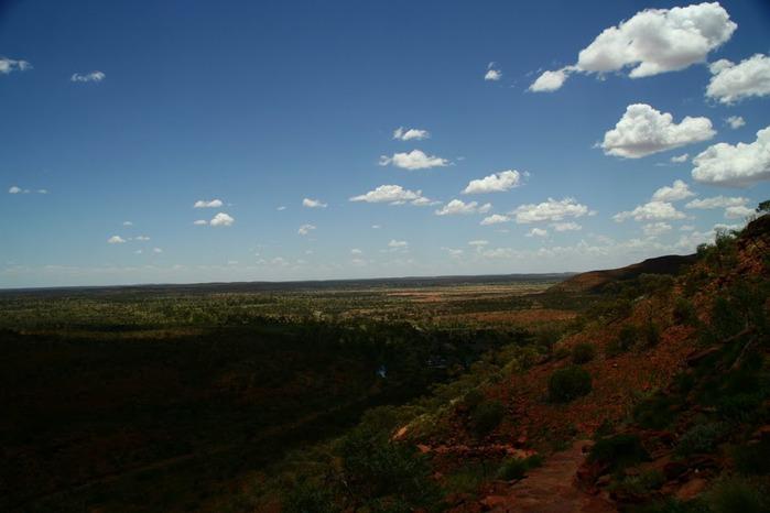 Королевский Каньон в Австралии 82103
