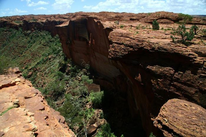 Королевский Каньон в Австралии 76598
