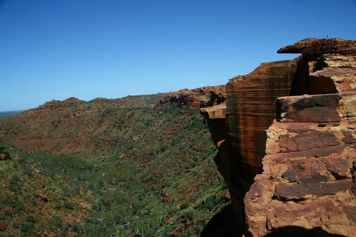 Королевский Каньон в Австралии 58372