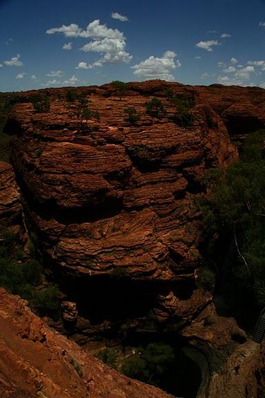 Королевский Каньон в Австралии 24402
