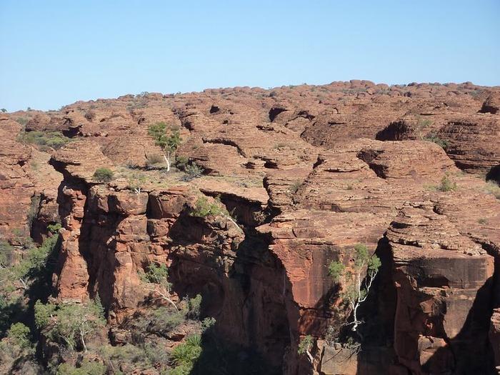 Королевский Каньон в Австралии 21476