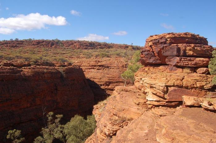 Королевский Каньон в Австралии 89820