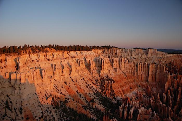 Национальный Парк Брайс Каньон (Bryce Canyon National Park, Utah) 61114