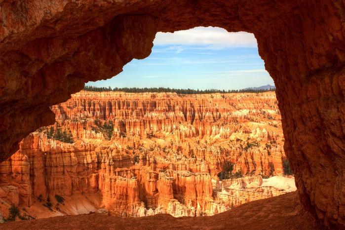 Национальный Парк Брайс Каньон (Bryce Canyon National Park, Utah) 44778