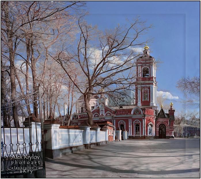 Церковь св. Пимена в Новых Воротниках