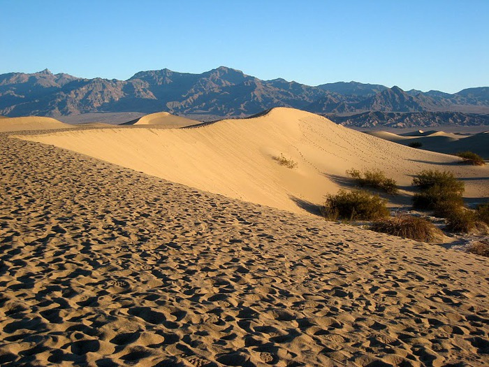 Национальный парк Долина Смерти | Death Valley National Park 42599