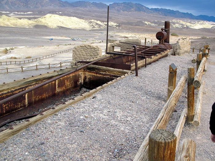 Национальный парк Долина Смерти | Death Valley National Park 12154