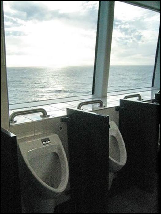 Туалет? Что может быть нового?!