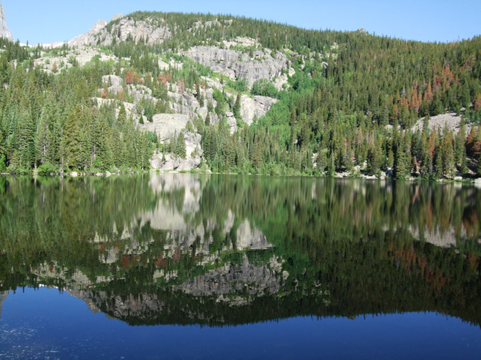 Национальный парк Rocky Mountain 92489