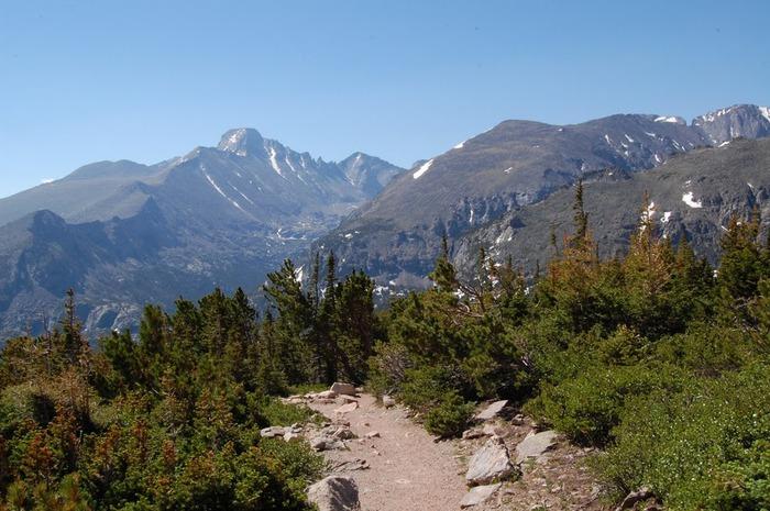 Национальный парк Rocky Mountain 40231