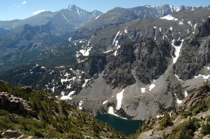 Национальный парк Rocky Mountain 46442