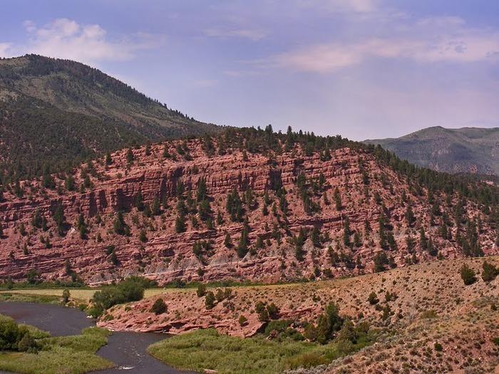Национальный парк Rocky Mountain 56529